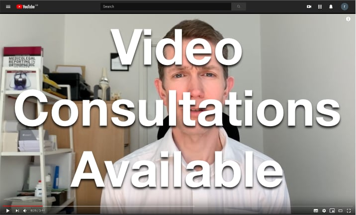 Video Consultation Available Now